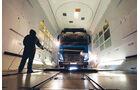 Neuer Volvo FH – Antrieb, Windkanal