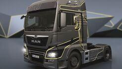20 Jahre MAN Trucknology-Generation