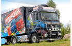 30 Jahre Liebe zum Detail, Fernfahrer-Magazin, Bruns Logistik, Super Truck, Showtruck