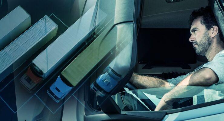 40 sicher Lkw-Parkplätze bei Truck Parking Europe.