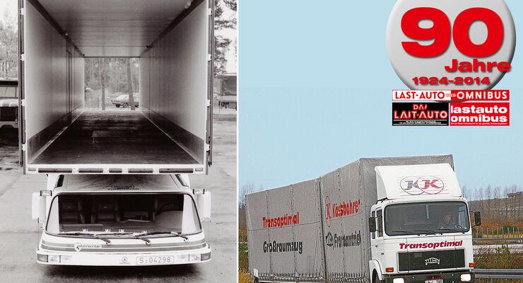 90 Jahre lastauto omnibus, Kässbohrer