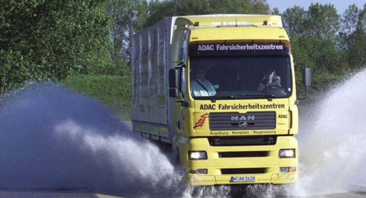 ADAC-Fahrsicherheitstraining