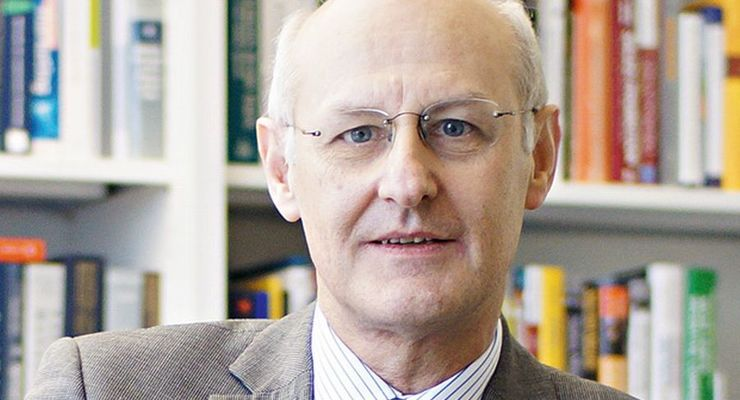 Alan McKinnon, Kühne Logistics Universität