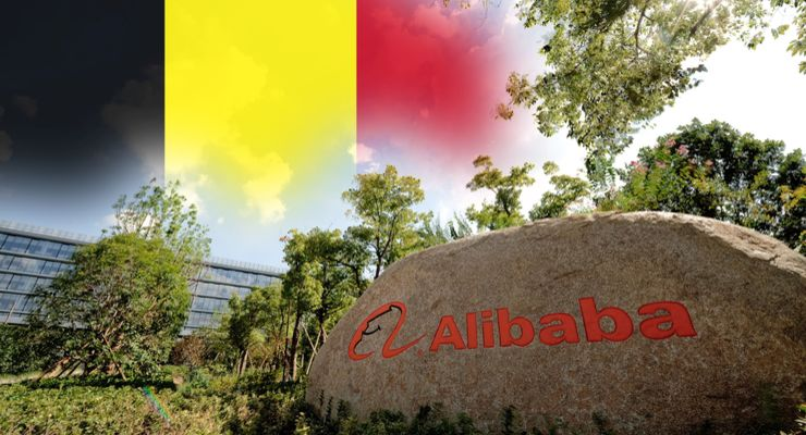 Alibaba, Belgien