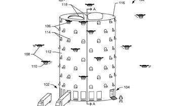 Amazon Drohnen-Patent