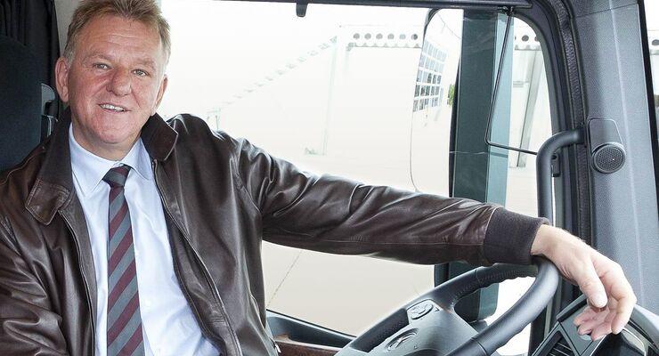 Andreas Renschler, Daimler Vorstand bis Januar 2014