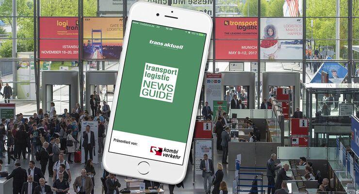 App transport logistic
