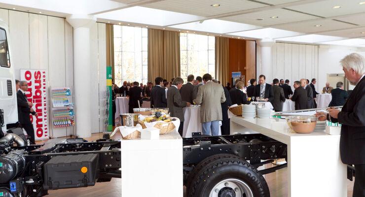 Ausstellung lastauto omnibus Kongress 2013