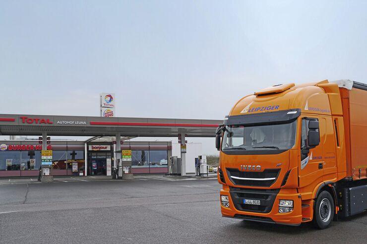 Autohof Leuna Truckstop FF 6/2020 6/20