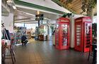 Autohof Schopsdorf, Telefonzelle London