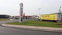 Autohof Schwülper, A2, Braunschweig