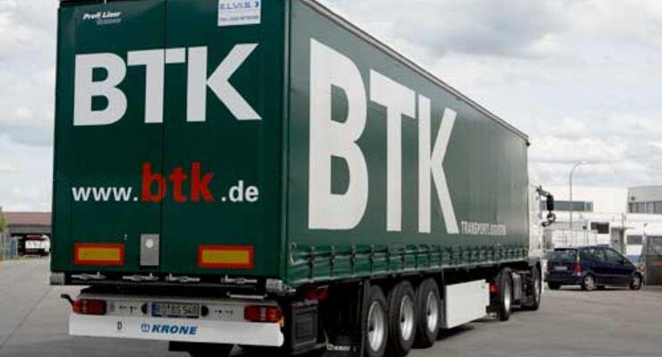 BTK übernimmt die fachliche und kaufmännische Leitung von Roba Logistik Raubling