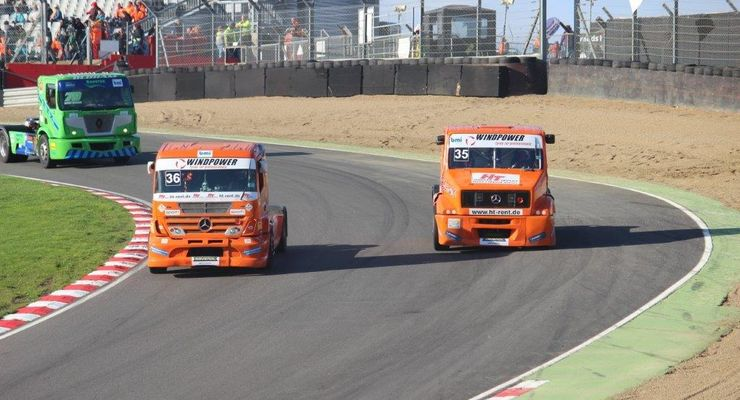 BTRA in Brands Hatch