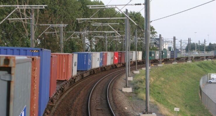 Bahngüterverkehr erholt sich wieder