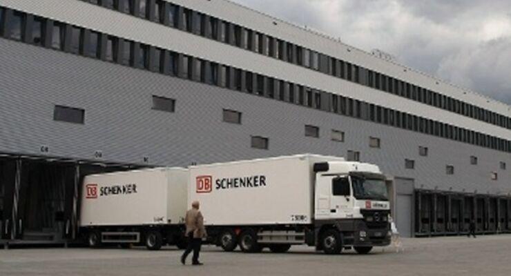 Beschaffungslogistik: Daimler vertraut Schenker