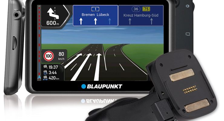 Blaubpunkt Travelpilot 65 Active Connect Truck