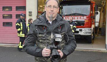 Blaulicht-Reporter Ralf Klodt, Report Autobahnlebensretter FF 4/2019, Freiwillige Feuerwehr Königswinter.