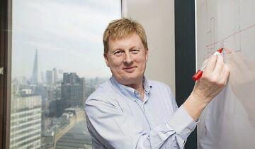 Bob Mainwaring Porträt Innovation Manager
