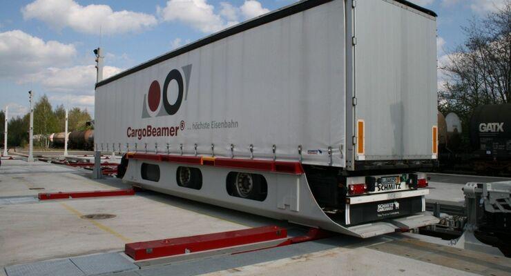 CargoBeamer, Wolfsburg
