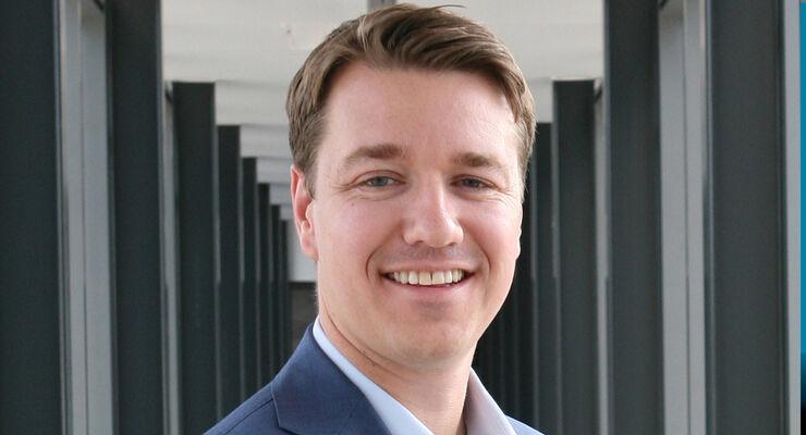 Christian Berlin, Nagel, Nagel-Group, Geschäftsführung, Kontraktlogistik