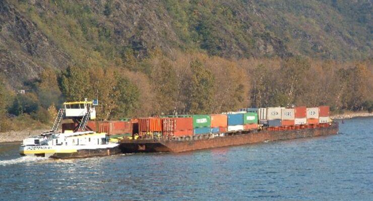 Contargo erweitert Oberrhein-Fahrplan