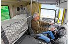 DAF FAQ CF 85.460, Fahrerraum