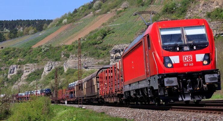 DB Cargo - Baureihe 187