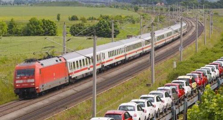 DB Schenker Rail investiert 2010 rund 410 Millionen Euro