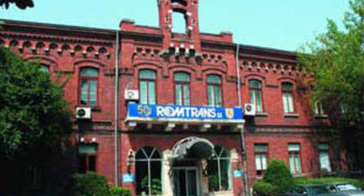 DB Schenker schließt Romtrans-Kauf ab
