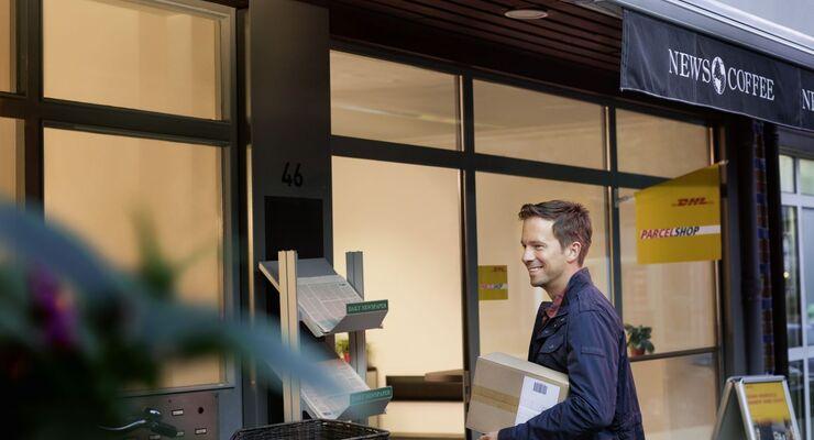DHL Parcel Service