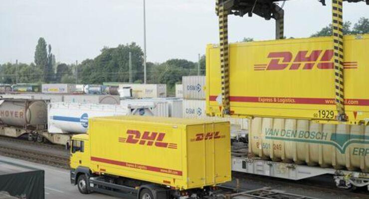 DHL bietet den Service High Value künftig auch für Stückguttransporte an