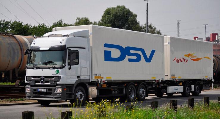 DSV übernimmt Agility