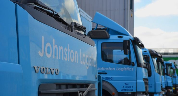 Dachser, Johnston Logistics