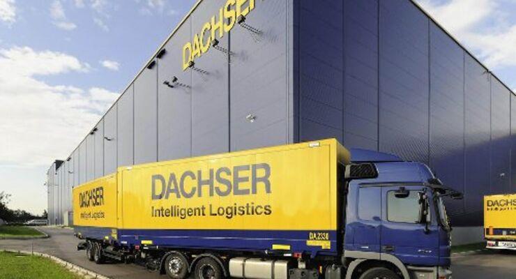 Dachser erweitert Logistikzentrum Saarland