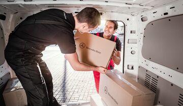 Daimler Vans