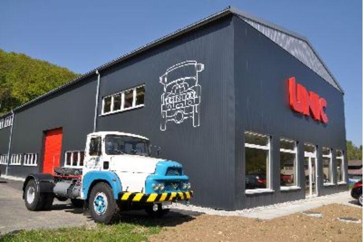 Das UNIC MUSEUM von Moritz Thommen in der Ziefern, Schweiz