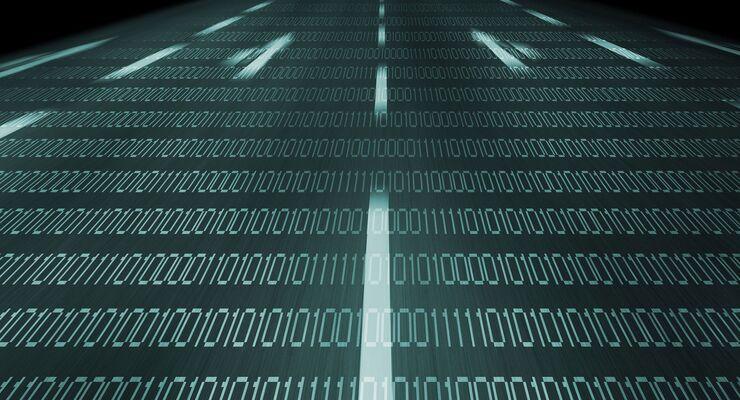 Datenschutz und Sicherheit gegen Cyber-Attacken