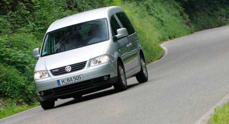 Der Caddy 4 Motion Life verbraucht 6,7 Liter Diesel auf 100 Kilometer.