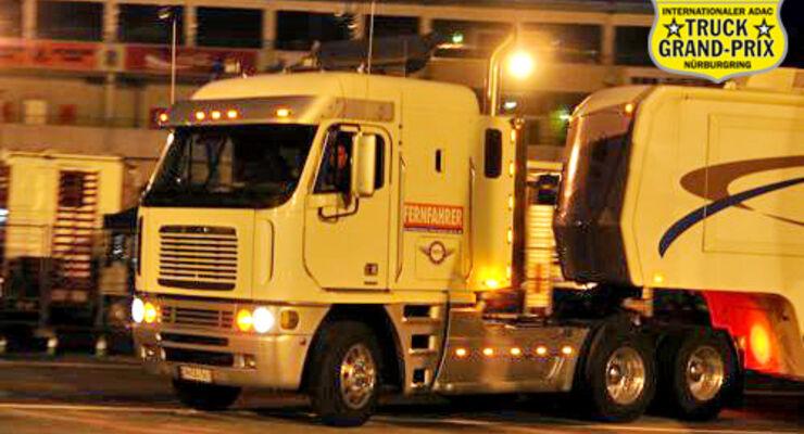 Der FERNFAHRER bei Truck GP