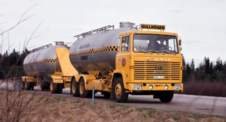 Der Scania V8 wird 40