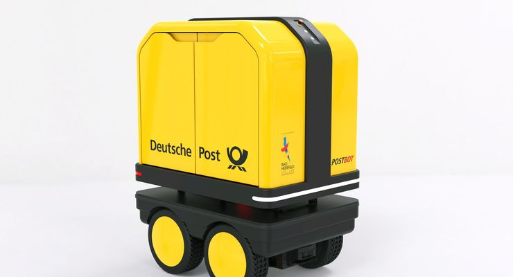 Deutsche Post PostBOT