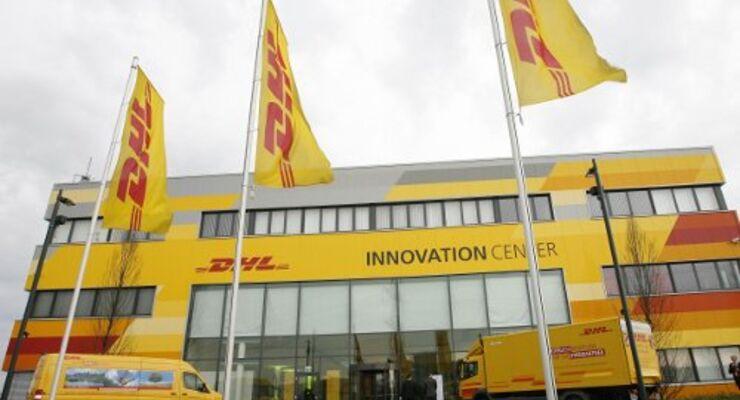 Deutsche Post erhält Umwelt-Preis