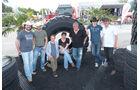 Die Band Sawyer sorgte auch in Heilbronn mit ihrer Countrymusik wieder für gute Stimmung