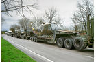 Die deutschen Army-Trucker, Transport, Bell UH-1