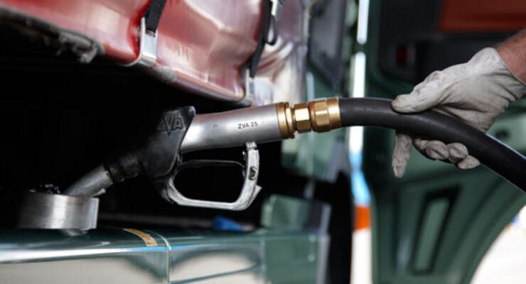 Dieselpreise steigen weiter