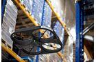 Doks Innovation, Lager Warehouse, Inventur, Drohne, inventAIRy