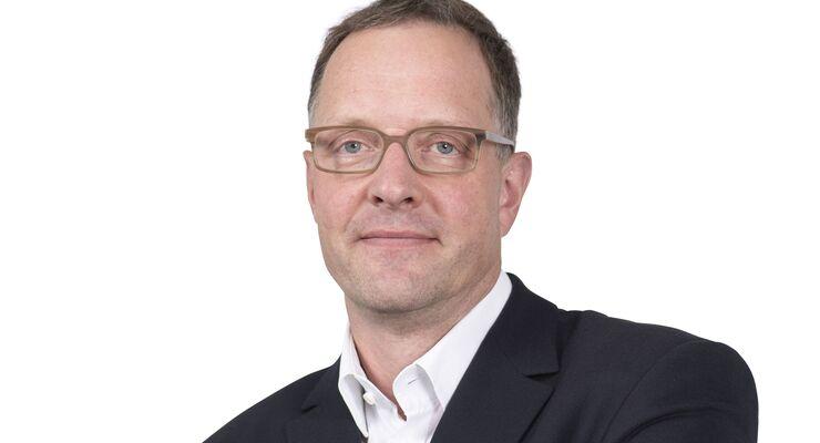Dr. Ulf Zillig Leiter Produktionsentwicklung Mercedes-Benz Vans