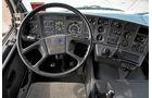 Drei Generationen Scania-Lkw, Cockpit