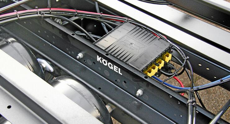 EBS-Module, Wabco, Kögel, Krone, Schmitz, Cargobull