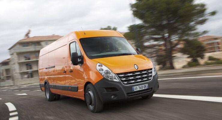 EU-Abgeordnete entschärfen CO2-Ziele für leichte Nutzfahrzeuge